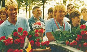 35 jaar geleden: Roger Ilegems wint goud in LosAngeles