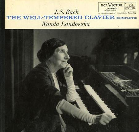 Wanda Landowska (1879-1959)