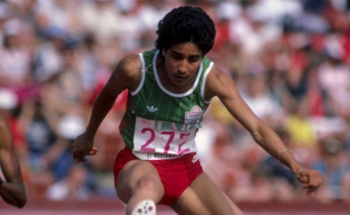 35 jaar geleden: Nawal El Moutawakel wint als eerste islamitische goud op deOS