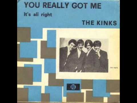"55 jaar geleden: release van ""You really got me"""