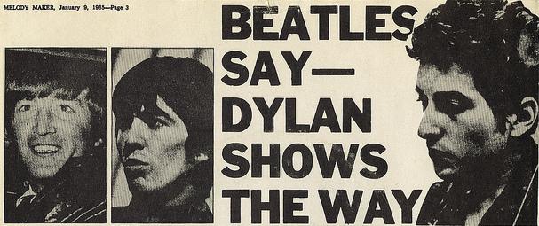 55 jaar geleden: Bob Dylan introduceert marihuana bij TheBeatles