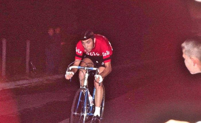 55 jaar geleden: Eddy Merckx wordt wereldkampioen bij de amateurs inSallanches