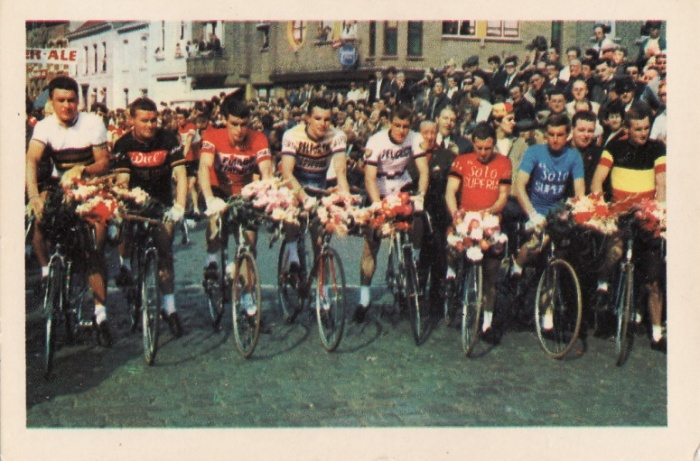 Vijftig jaar geleden: Jan Janssen wordt wereldkampioen bij deprofs