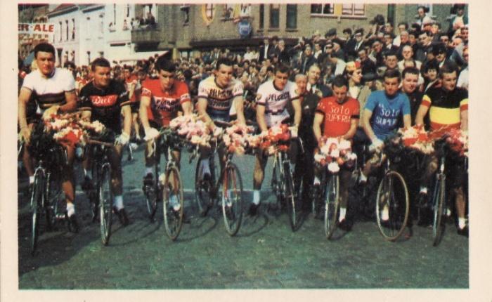 55 jaar geleden: Jan Janssen wordt wereldkampioen bij deprofs