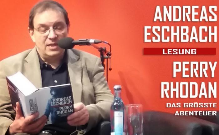 Andreas Eschbach wordtzestig…