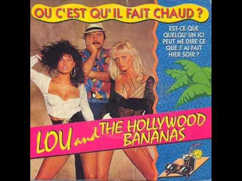 35 jaar geleden: de Hollywood Bananas op het Feest van De RodeVaan