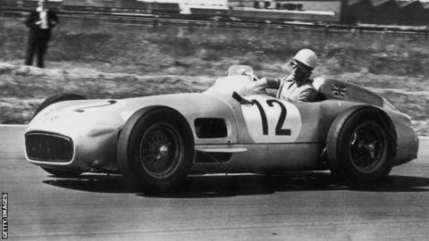 Stirling Moss (1929-2020)