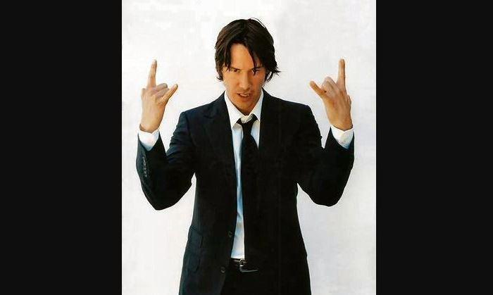 Keanu Reeves wordt55…