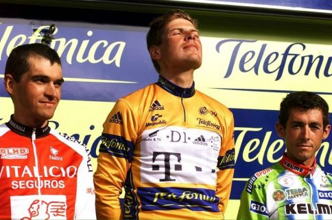 Twintig jaar geleden: Jan Ullrich wint deVuelta