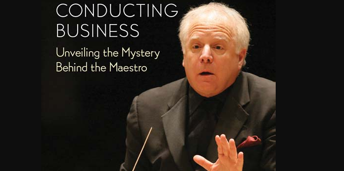 """""""De hedendaagse dirigent is vergelijkbaar met de manager in het moderne bedrijfsleven"""""""