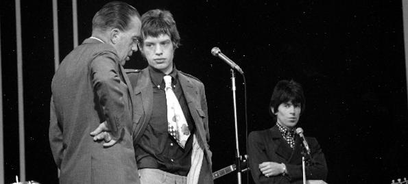 55 jaar geleden: The Rolling Stones in de Ed SullivanShow