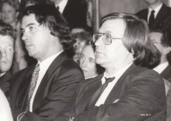 Dertig jaar geleden: Marc Clémeur wordt intendant van de VlaamseOpera