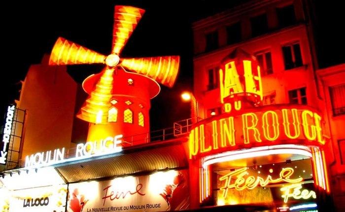 De Moulin Rouge wordt 130jaar…