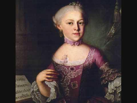 Maria Anna Mozart(1751-1829)