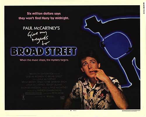 """35 jaar geleden: """"Give my regards to BroadStreet"""""""