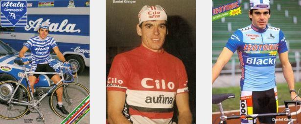 Daniel Gisiger wordt65…