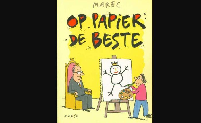 25 jaar geleden verscheen het laatste nummer vanMarkant