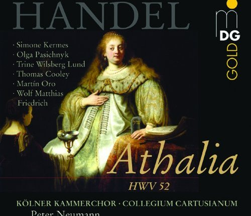"""Dertig jaar geleden: """"Athalia"""" door het Collegium InstrumentaleBrugense"""