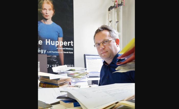 """Vijf jaar geleden: prof.Pieters """"op zoek naarHuygens"""""""