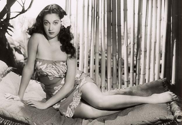 Dorothy Lamour (1914-1996)