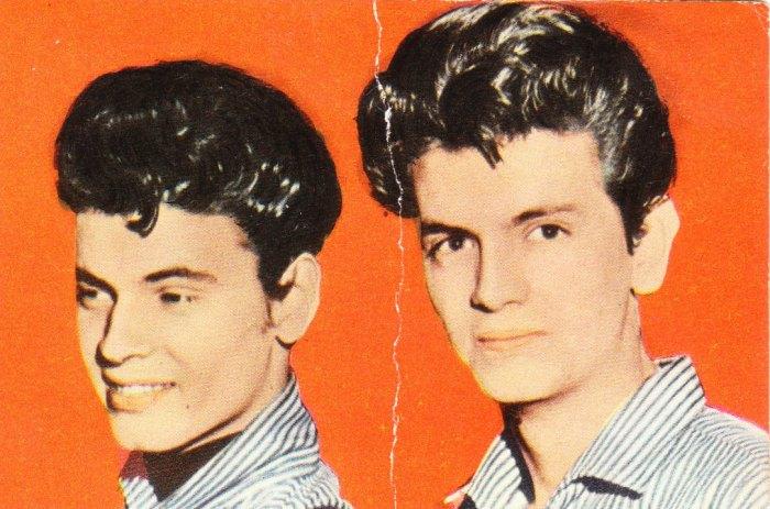 """55 jaar geleden: The Everly Brothers nemen """"Let it be me""""op"""