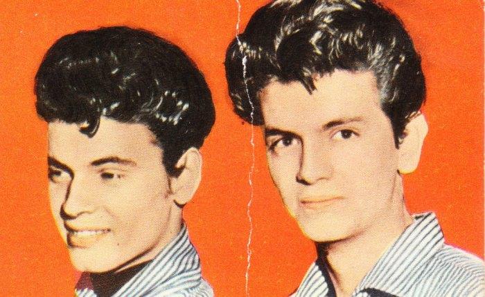 """Zestig jaar geleden: The Everly Brothers nemen """"Let it be me""""op"""