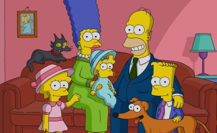 The Simpsons vieren hun dertigsteverjaardag