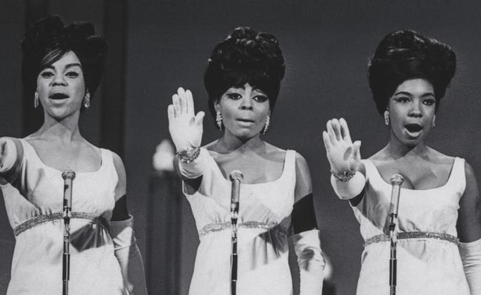 """The Supremes: """"Someday we'll betogether"""""""