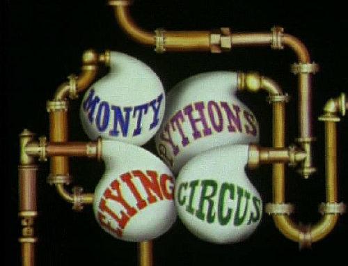 """Vijftig jaar geleden: """"Monty Python's FlyingCircus"""""""
