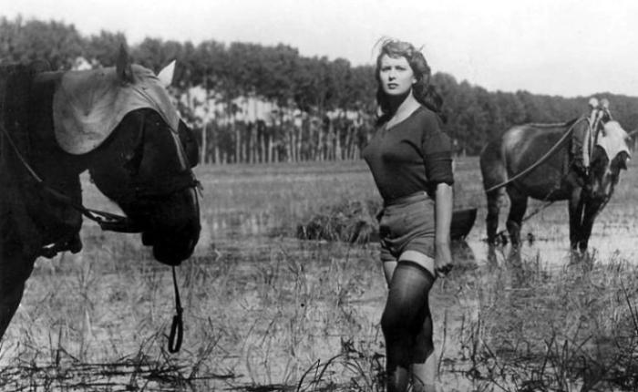 Silvana Mangano (1930-1989)