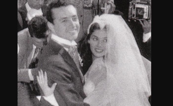 65 jaar geleden: huwelijk Vic Damone en PierAngeli