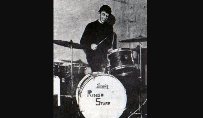 Sixty years ago: Richard Starkey gets a drum kit