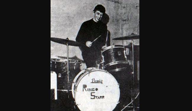 Sixty years ago: Richard Starkey gets a drumkit