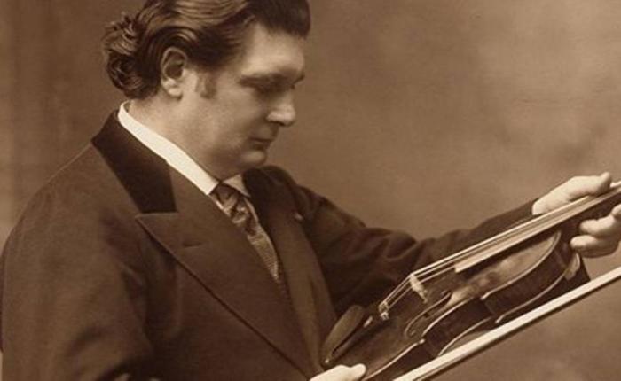 Eugène Ysaye (1858-1931)