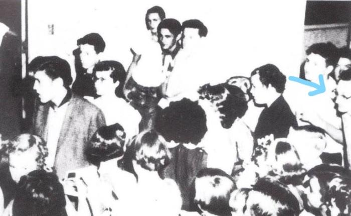 65 jaar geleden: Elvis Presley treedt op in Lubbock(Texas)