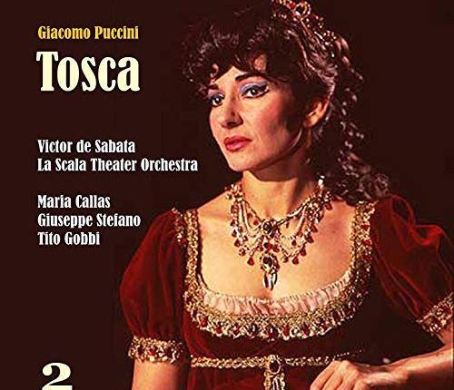"""120 jaar geleden: première van """"Tosca"""" (GiacomoPuccini)"""