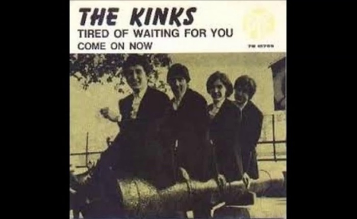 "55 jaar geleden: ""Tired of waiting"" van The Kinks"