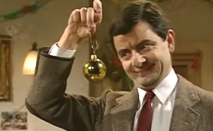 Rowan Atkinson wordt65…