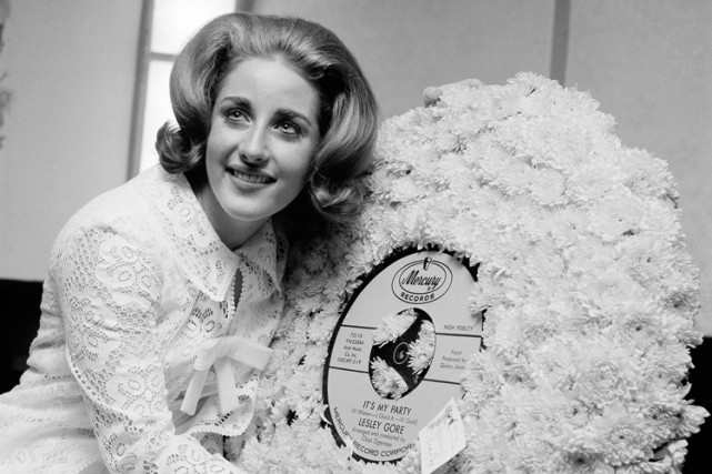 Lesley Gore (1946-2015)