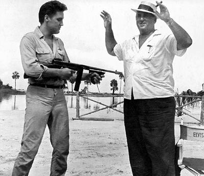 Dries van Kuijk alias Colonel Parker(1909-1997)