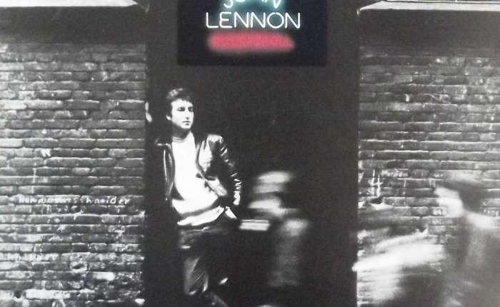 """45 jaar geleden: het """"Rock'n'roll""""-album van JohnLennon"""
