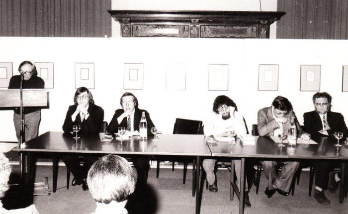 Veertig jaar geleden: stichting MasereelfondsTemse