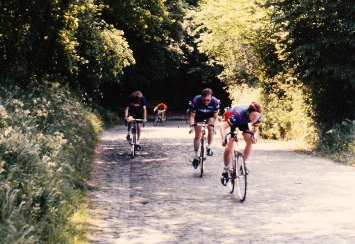 Dertig jaar geleden: wielertoeristenclub Sport na Arbeid in1989