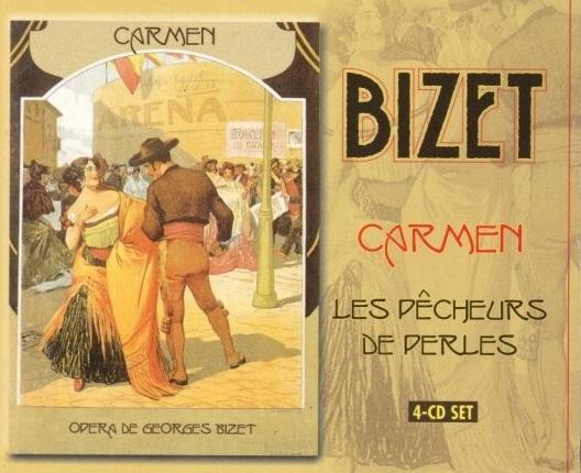 """140 jaar geleden: oerpremière van de opera """"Carmen"""" vanBizet"""