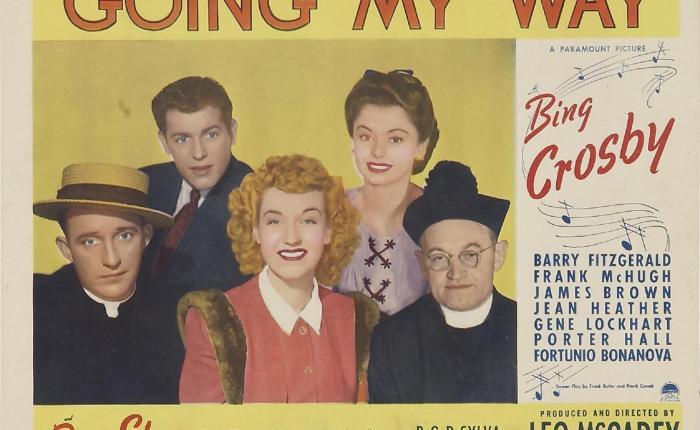 """75 jaar geleden: """"Going my way"""" is de grote overwinnaar bij deOscars"""
