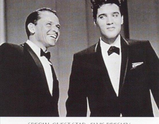 Zestig jaar geleden: Elvis Presley te gast bij FrankSinatra