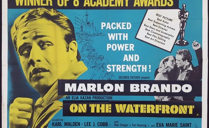 """65 jaar geleden: """"On the waterfront"""" grote winnaar bij deoscars"""