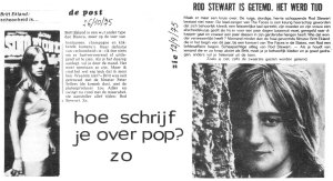 45 jaar geleden: Rod Stewart ontmoet BrittEkland