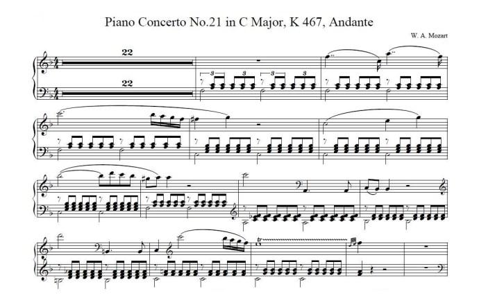 235 jaar geleden: Mozart schrijft zijn 21steklavierconcerto