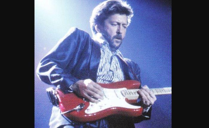 Eric Clapton wordt75…